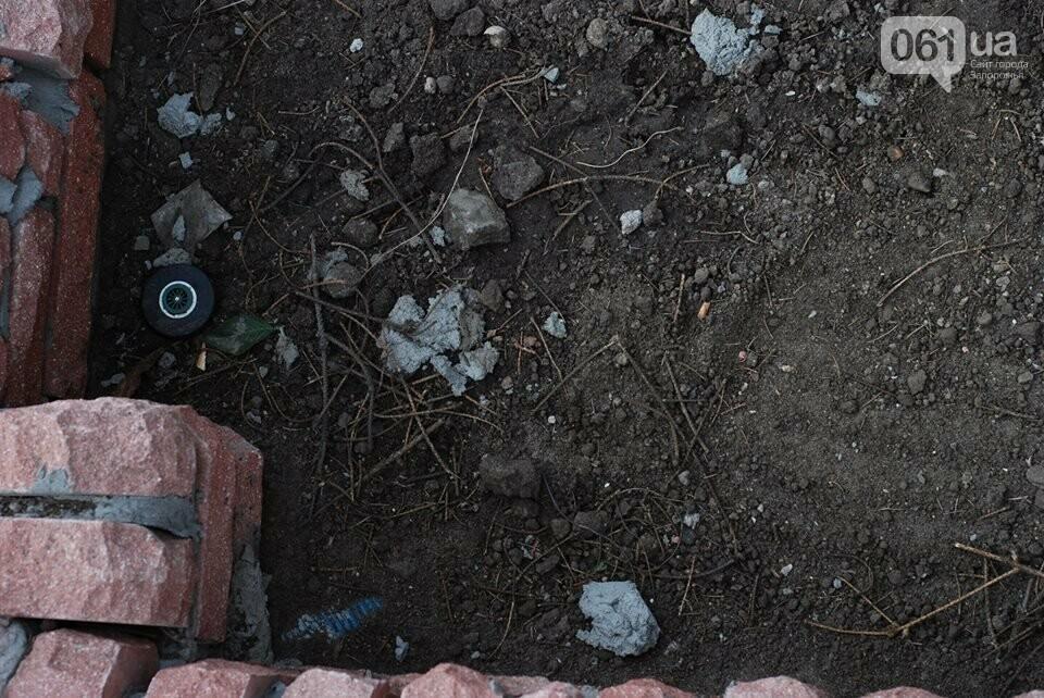 В новом сквере Театральном уже отваливается плитка: горожан приглашают закончить ремонт, – ФОТО, фото-7