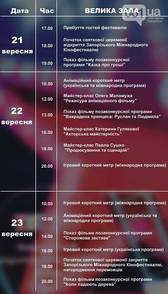 Как провести выходные в Запорожье: женский велопарад, «Шлях на Січ» и выступление Леся Подервянского, фото-1