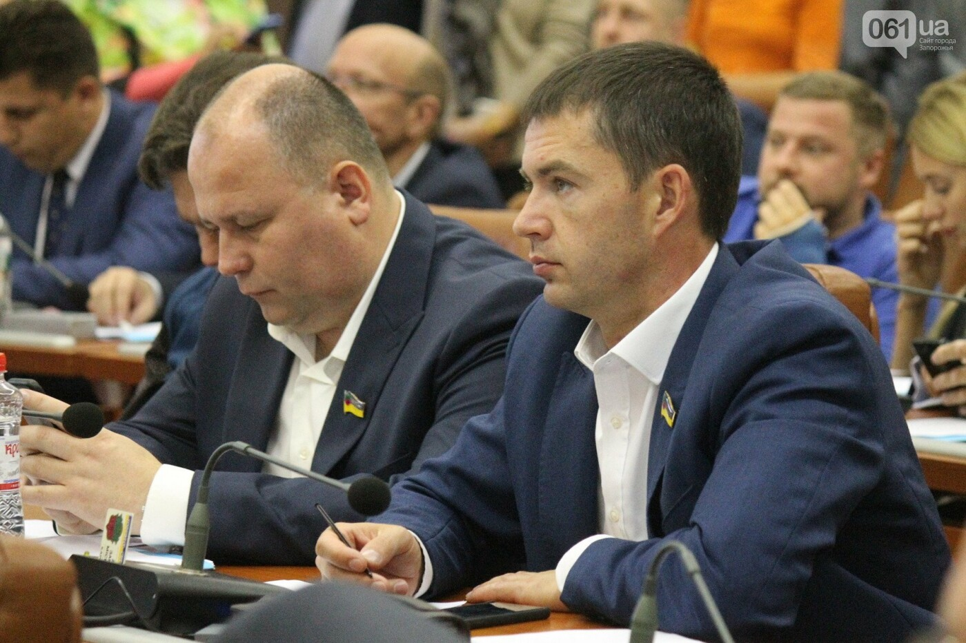 Сессия Запорожского горсовета в лицах, – ФОТОРЕПОРТАЖ, фото-16