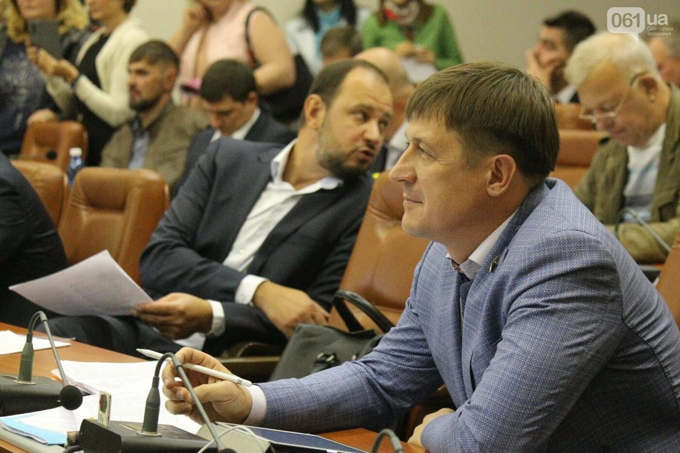 Сессия Запорожского горсовета в лицах, – ФОТОРЕПОРТАЖ, фото-39
