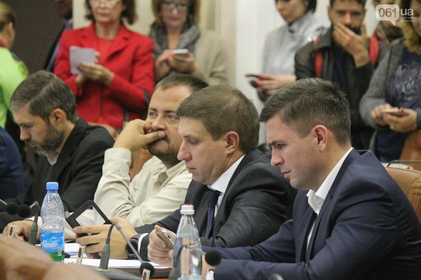 Сессия Запорожского горсовета в лицах, – ФОТОРЕПОРТАЖ, фото-29