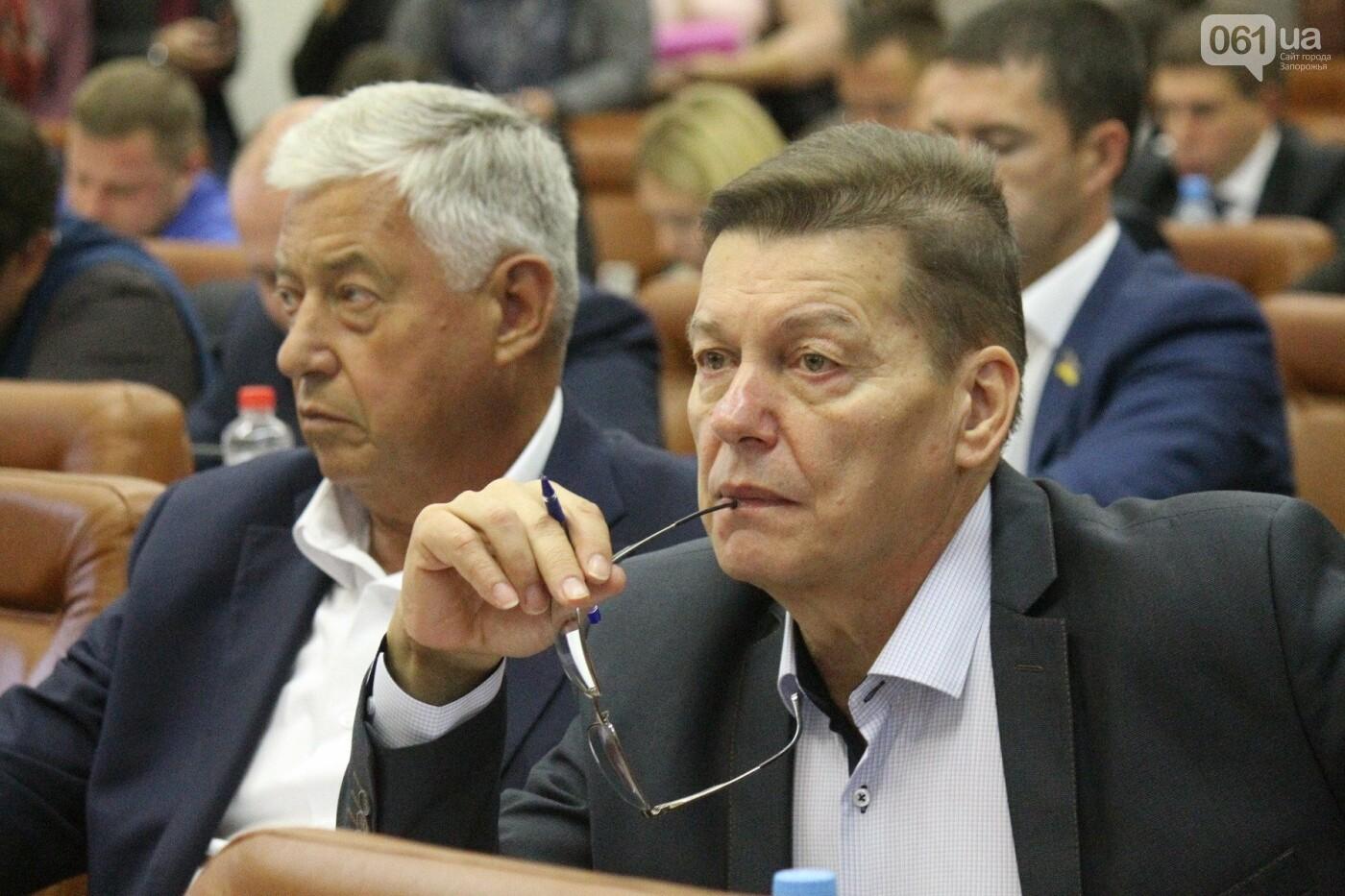Сессия Запорожского горсовета в лицах, – ФОТОРЕПОРТАЖ, фото-31