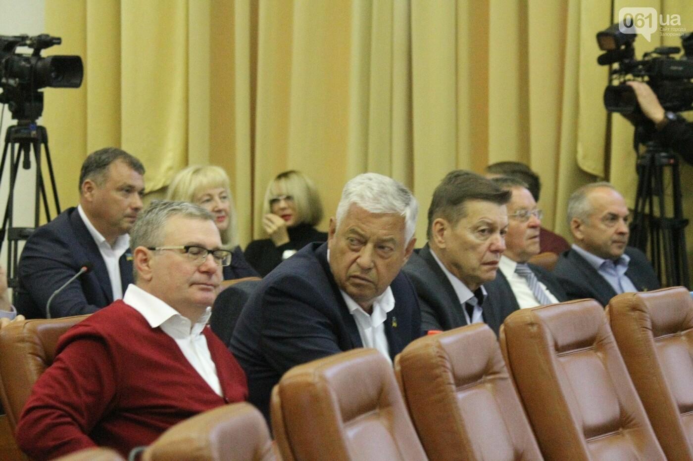 Сессия Запорожского горсовета в лицах, – ФОТОРЕПОРТАЖ, фото-27