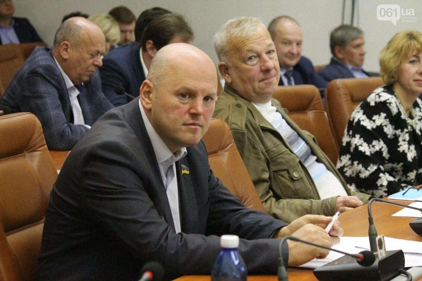 Сессия Запорожского горсовета в лицах, – ФОТОРЕПОРТАЖ, фото-34
