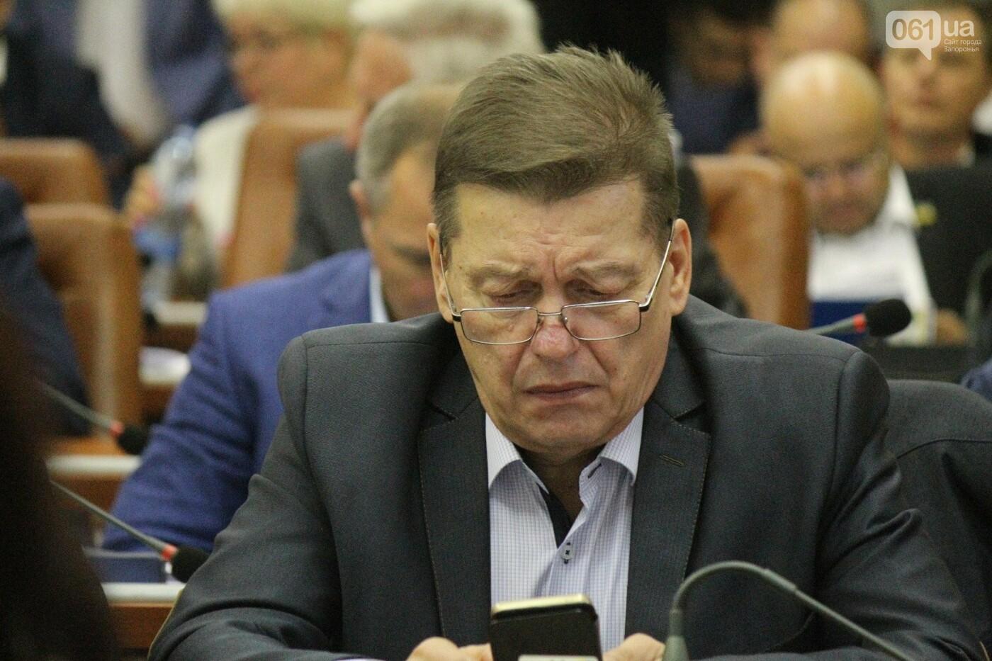 Сессия Запорожского горсовета в лицах, – ФОТОРЕПОРТАЖ, фото-47