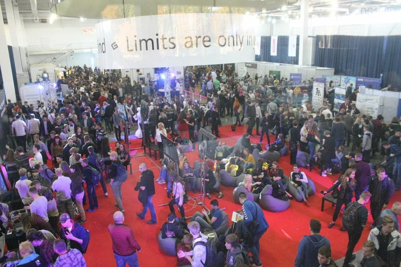 Роботы, киберспорт и спикеры-иностранцы: в Запорожье начался International IT Forum, – ФОТОРЕПОРТАЖ, фото-3