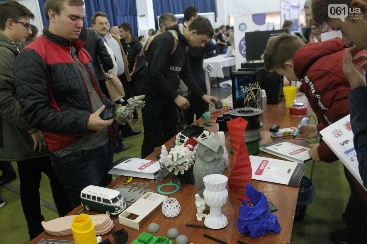 Роботы, киберспорт и спикеры-иностранцы: в Запорожье начался International IT Forum, – ФОТОРЕПОРТАЖ, фото-35