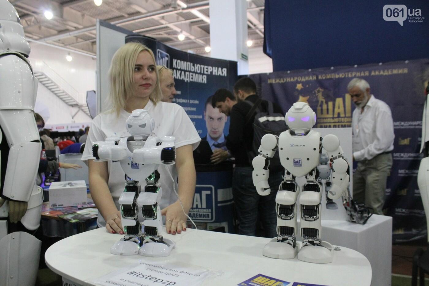 Роботы, киберспорт и спикеры-иностранцы: в Запорожье начался International IT Forum, – ФОТОРЕПОРТАЖ, фото-26