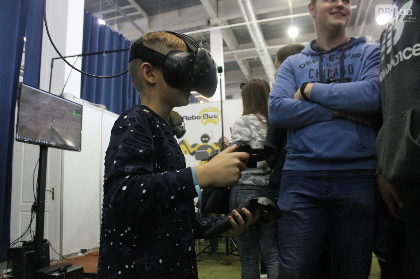 Роботы, киберспорт и спикеры-иностранцы: в Запорожье начался International IT Forum, – ФОТОРЕПОРТАЖ, фото-43