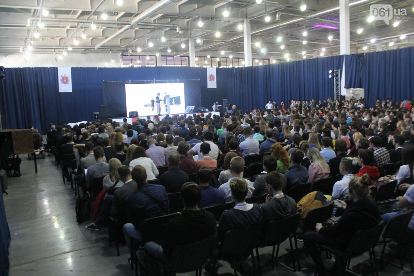 Роботы, киберспорт и спикеры-иностранцы: в Запорожье начался International IT Forum, – ФОТОРЕПОРТАЖ, фото-14