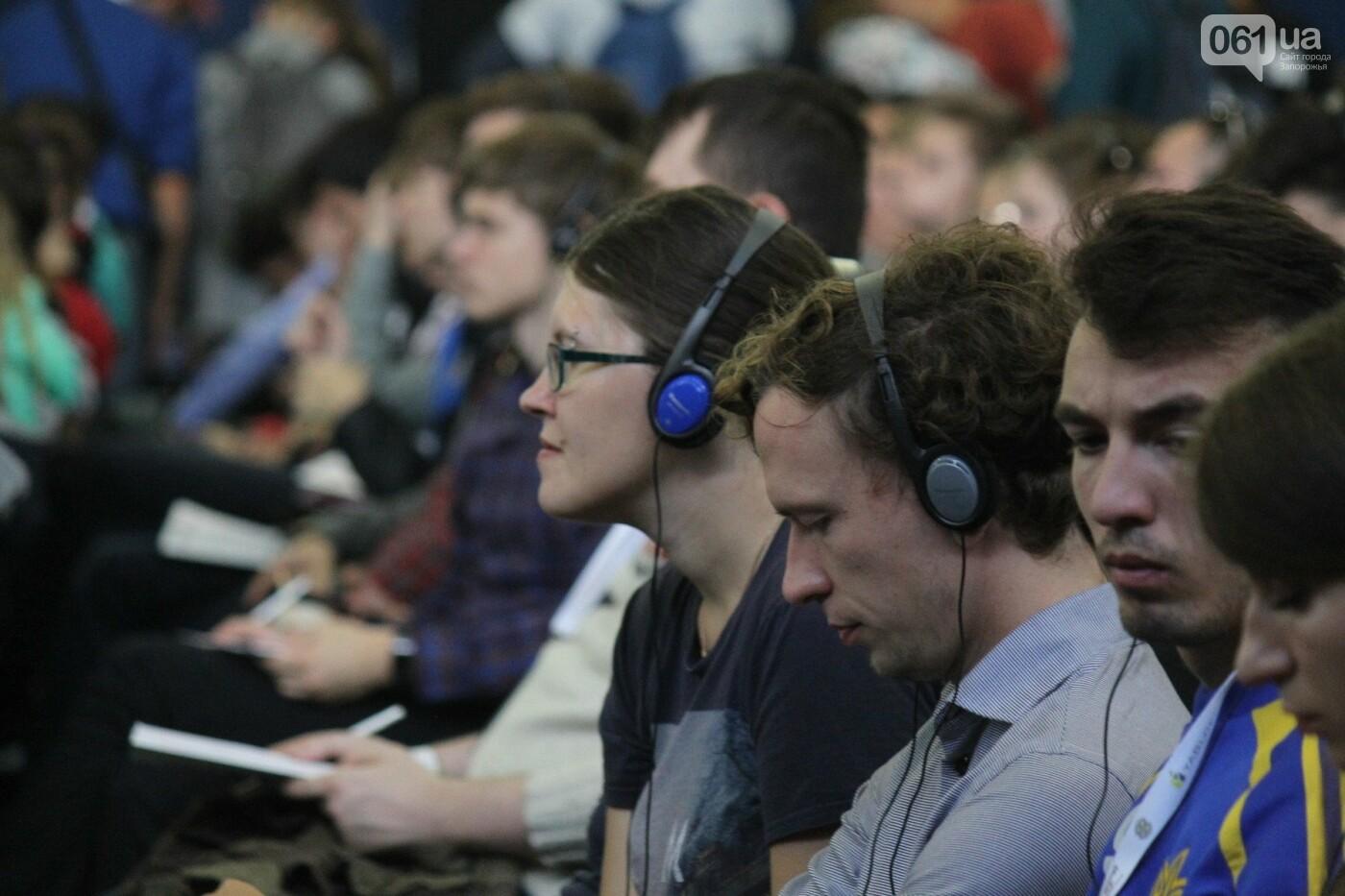 Роботы, киберспорт и спикеры-иностранцы: в Запорожье начался International IT Forum, – ФОТОРЕПОРТАЖ, фото-15