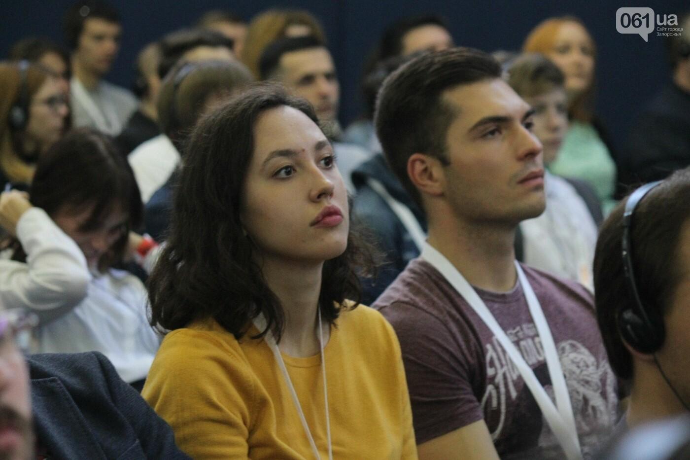Роботы, киберспорт и спикеры-иностранцы: в Запорожье начался International IT Forum, – ФОТОРЕПОРТАЖ, фото-11