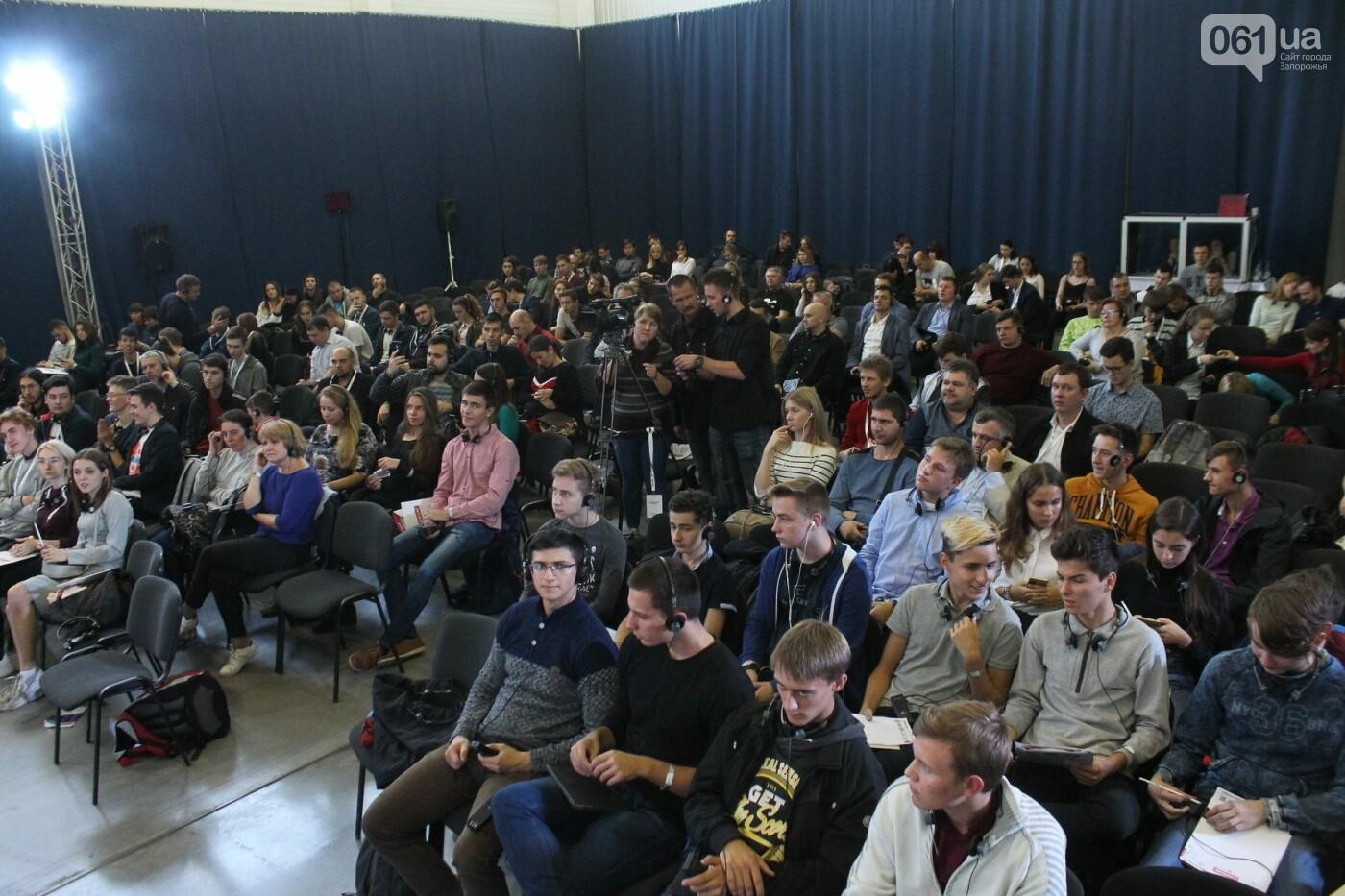Роботы, киберспорт и спикеры-иностранцы: в Запорожье начался International IT Forum, – ФОТОРЕПОРТАЖ, фото-22