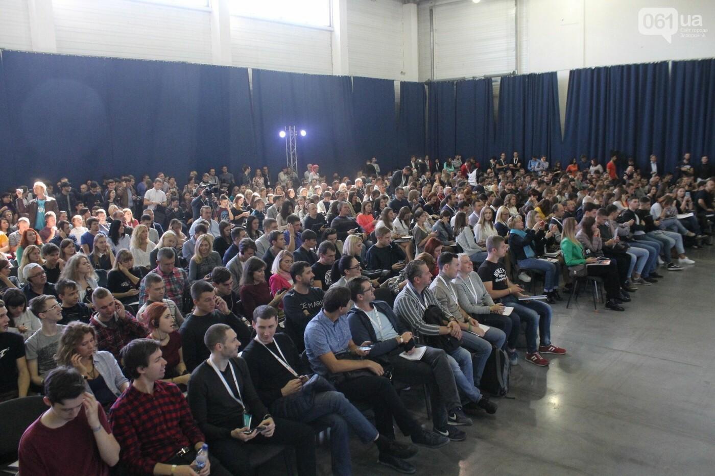 Роботы, киберспорт и спикеры-иностранцы: в Запорожье начался International IT Forum, – ФОТОРЕПОРТАЖ, фото-23