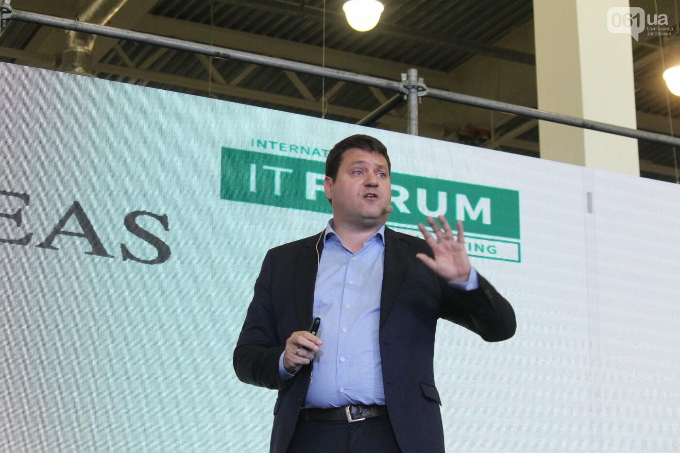 Роботы, киберспорт и спикеры-иностранцы: в Запорожье начался International IT Forum, – ФОТОРЕПОРТАЖ, фото-24