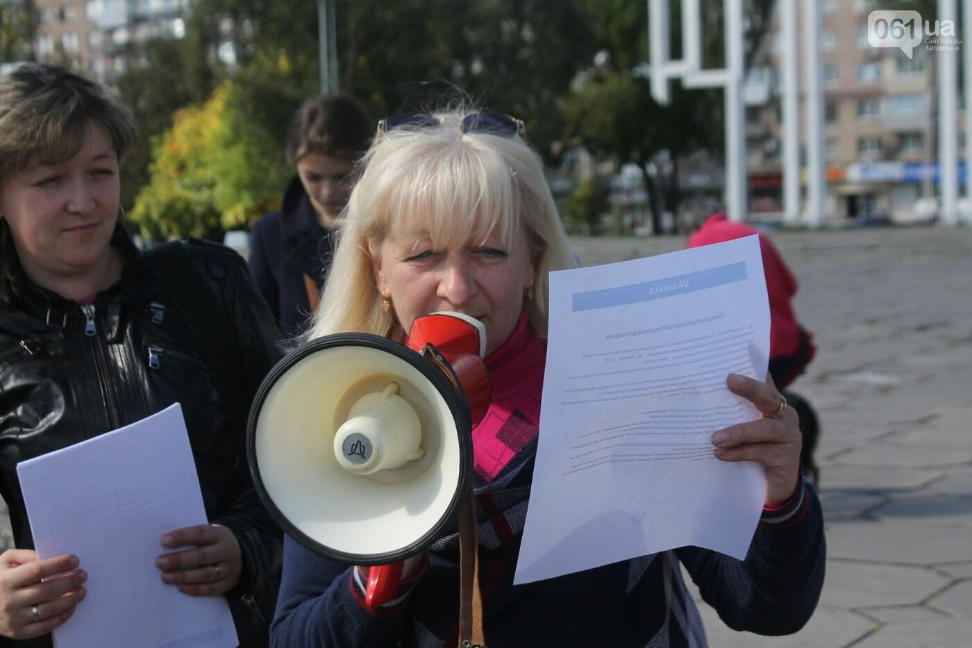 «Защити! Не мучай»: в Запорожье провели марш за права животных, – ФОТОРЕПОРТАЖ, ВИДЕО, фото-3