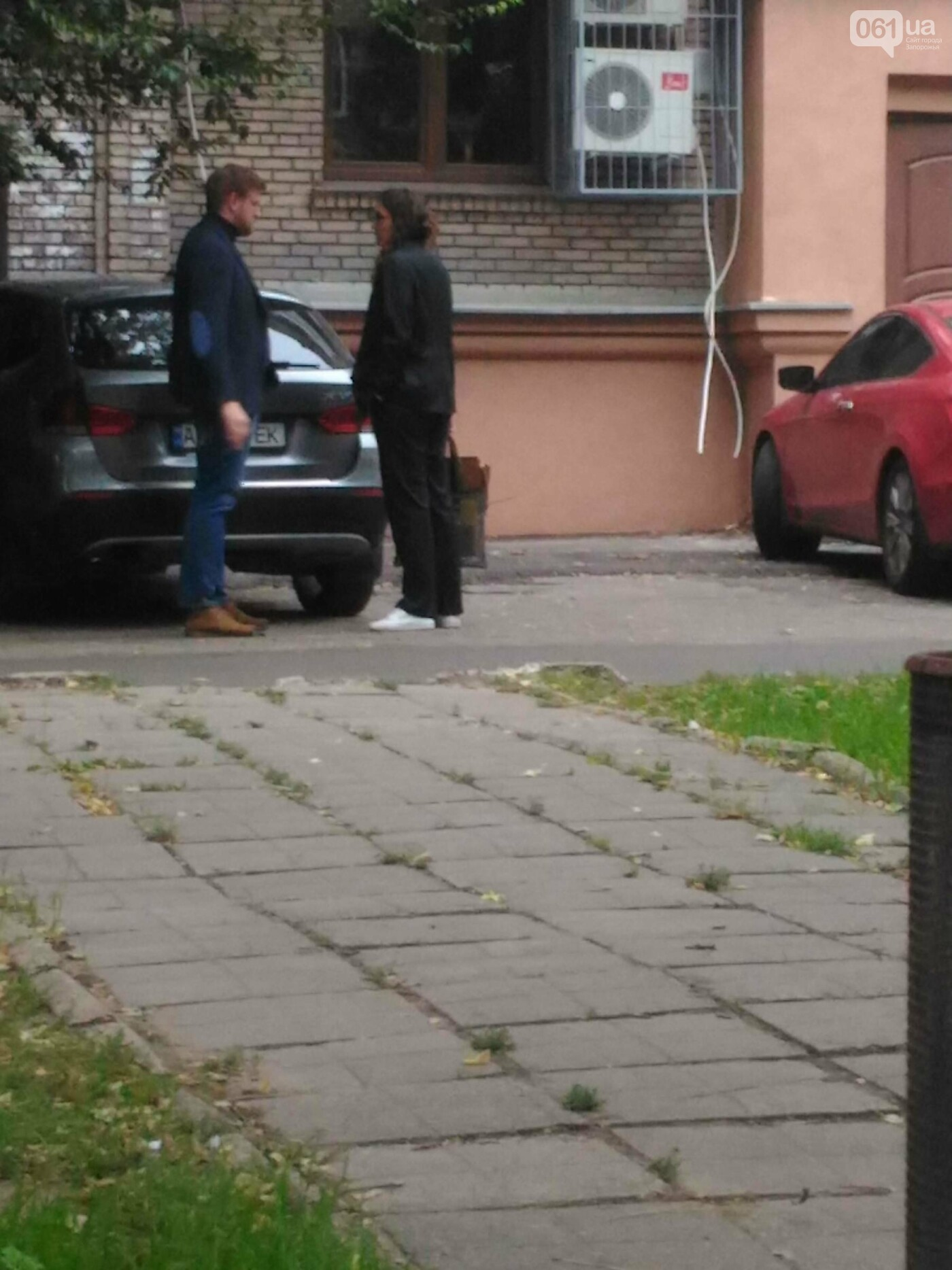 Начальник запорожского департамента Сергей Билов ездит на новом авто брата: его давно сгорело, - ФОТО, ВИДЕО, фото-1