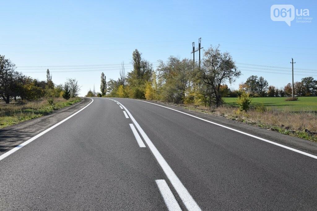 Как выглядит отремонтированный участок дороги на трассе Запорожье – Мариуполь, – ФОТО, ВИДЕО, фото-2
