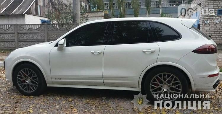 В Запорожье угнали «Porsche Cayenne», «Mazda 6» и «Peugeot» - авто нашли за пределами области , фото-2