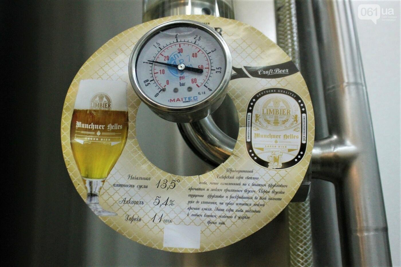 Как в Запорожье готовят крафтовое пиво «Limbier»: экскурсия на производство, – ФОТОРЕПОРТАЖ, фото-14