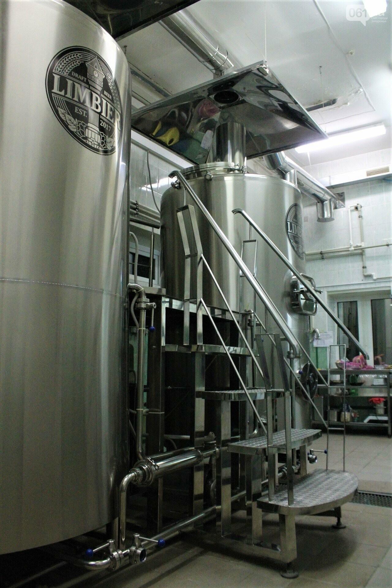 Как в Запорожье готовят крафтовое пиво «Limbier»: экскурсия на производство, – ФОТОРЕПОРТАЖ, фото-10