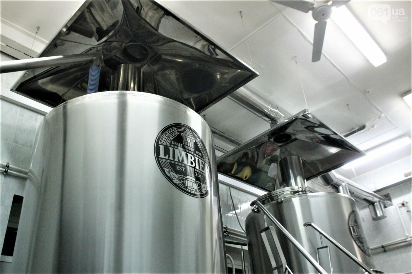 Как в Запорожье готовят крафтовое пиво «Limbier»: экскурсия на производство, – ФОТОРЕПОРТАЖ, фото-9