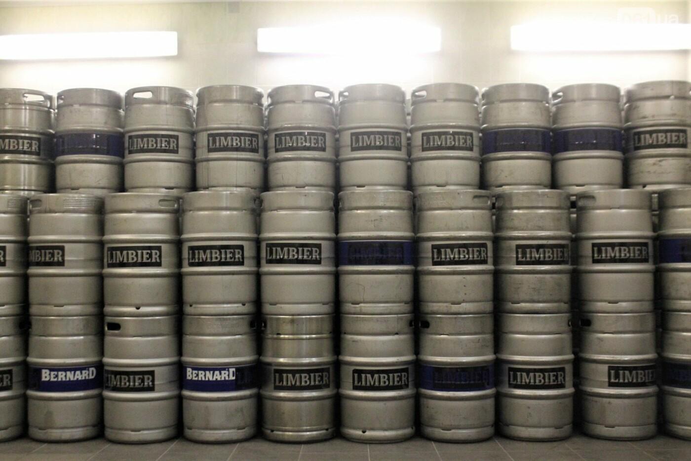 Как в Запорожье готовят крафтовое пиво «Limbier»: экскурсия на производство, – ФОТОРЕПОРТАЖ, фото-19