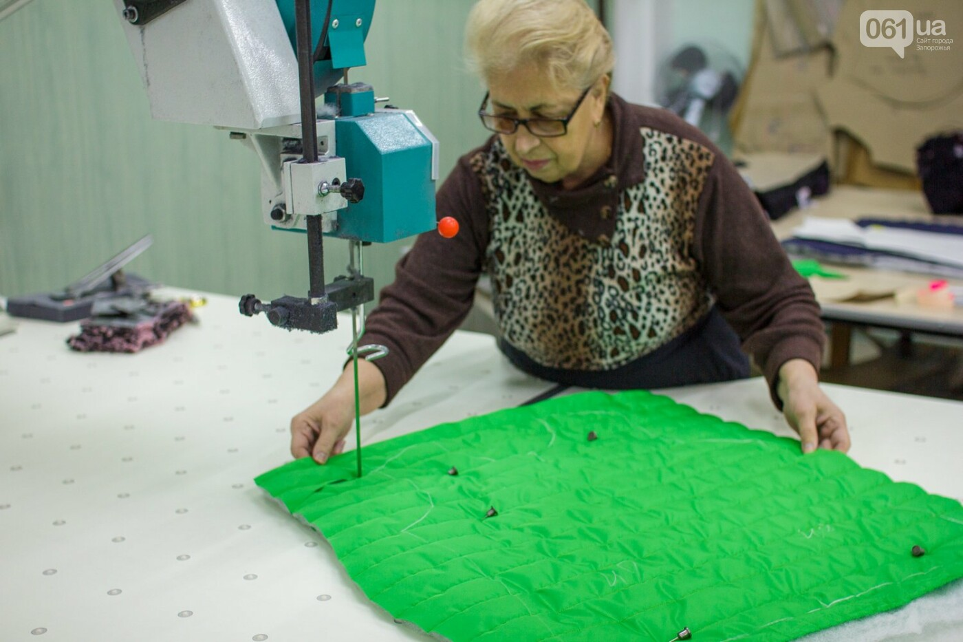 Как в Запорожье шьют мужское белье: экскурсия на трикотажную фабрику, – ФОТОРЕПОРТАЖ, фото-1