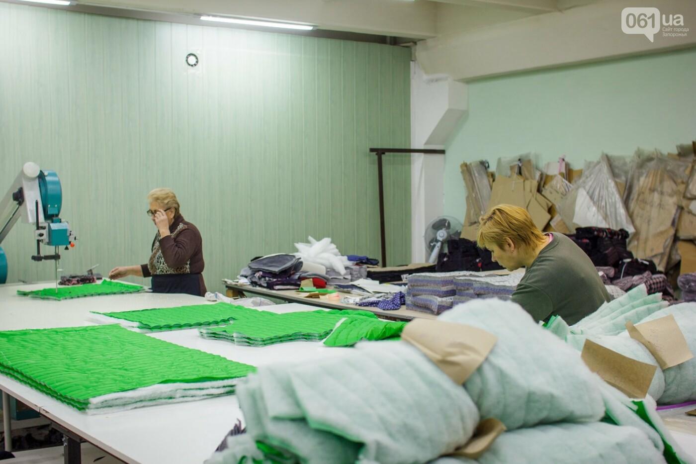 Как в Запорожье шьют мужское белье: экскурсия на трикотажную фабрику, – ФОТОРЕПОРТАЖ, фото-20