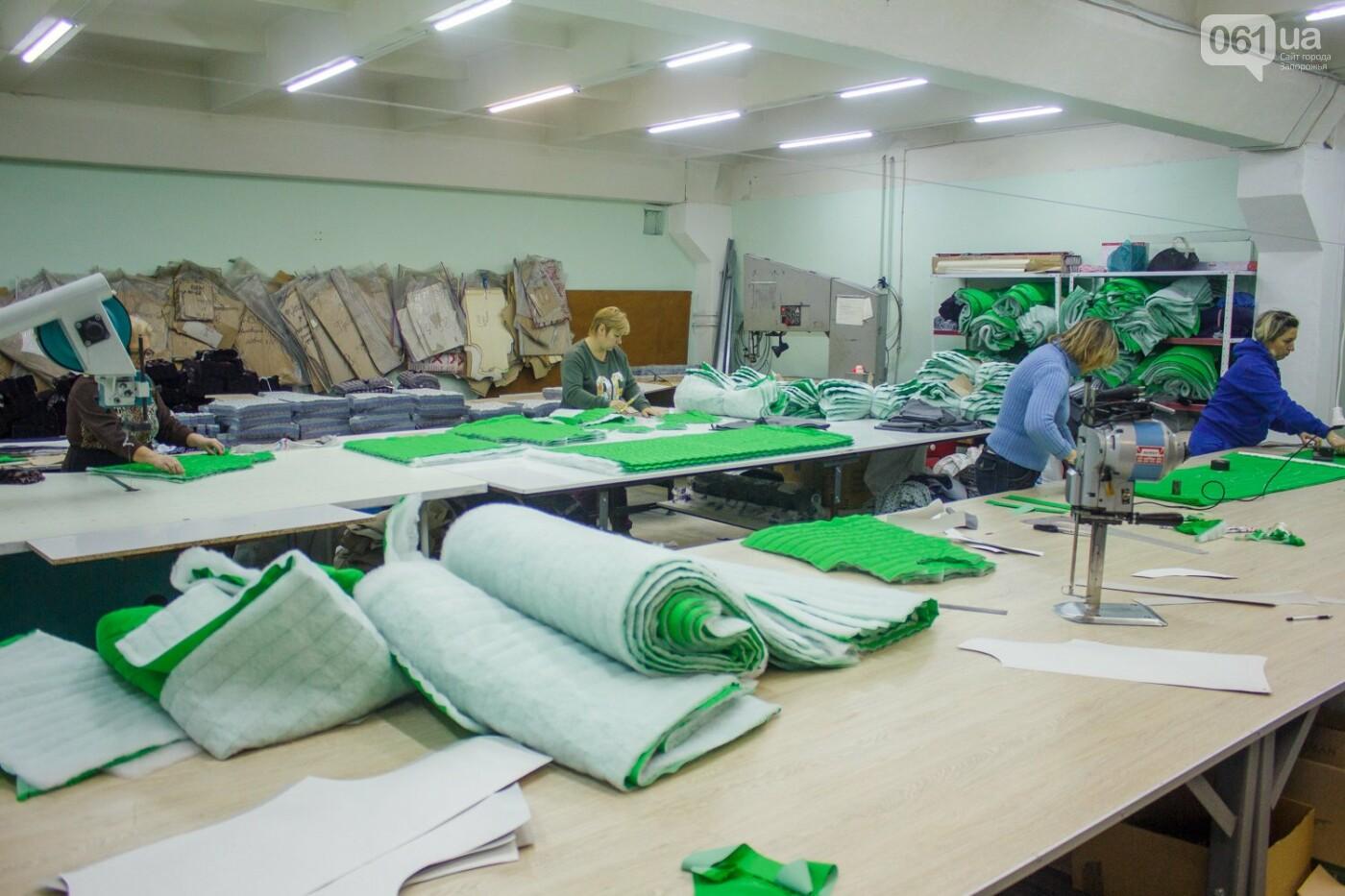 Как в Запорожье шьют мужское белье: экскурсия на трикотажную фабрику, – ФОТОРЕПОРТАЖ, фото-8