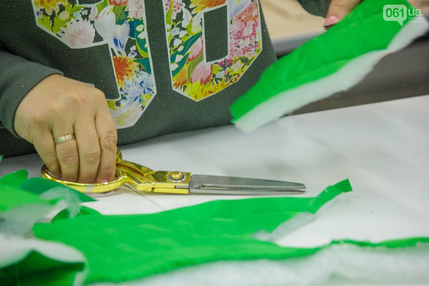 Как в Запорожье шьют мужское белье: экскурсия на трикотажную фабрику, – ФОТОРЕПОРТАЖ, фото-14