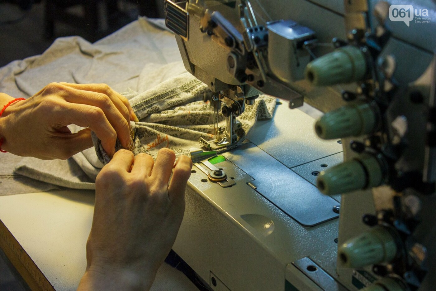 Как в Запорожье шьют мужское белье: экскурсия на трикотажную фабрику, – ФОТОРЕПОРТАЖ, фото-3
