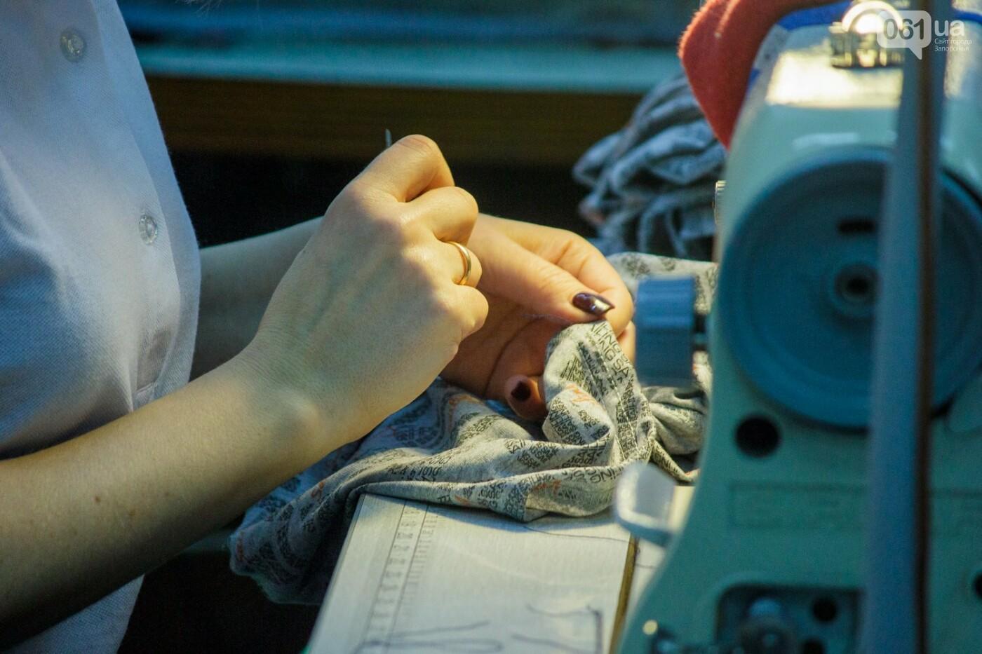 Как в Запорожье шьют мужское белье: экскурсия на трикотажную фабрику, – ФОТОРЕПОРТАЖ, фото-36