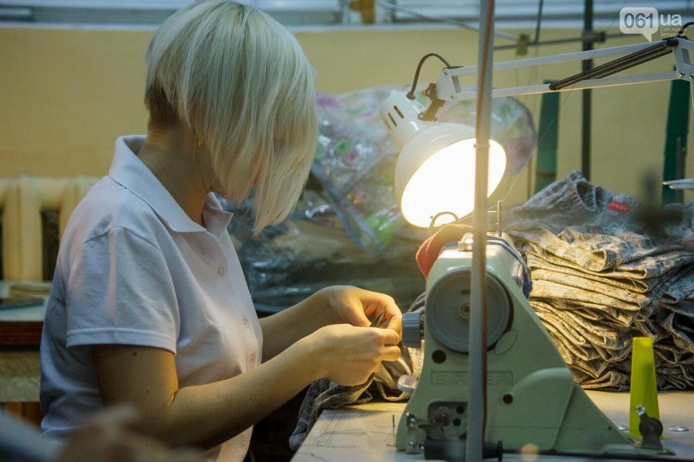Как в Запорожье шьют мужское белье: экскурсия на трикотажную фабрику, – ФОТОРЕПОРТАЖ, фото-40