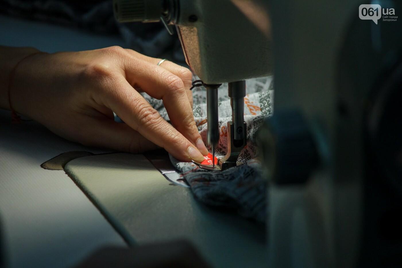 Как в Запорожье шьют мужское белье: экскурсия на трикотажную фабрику, – ФОТОРЕПОРТАЖ, фото-35