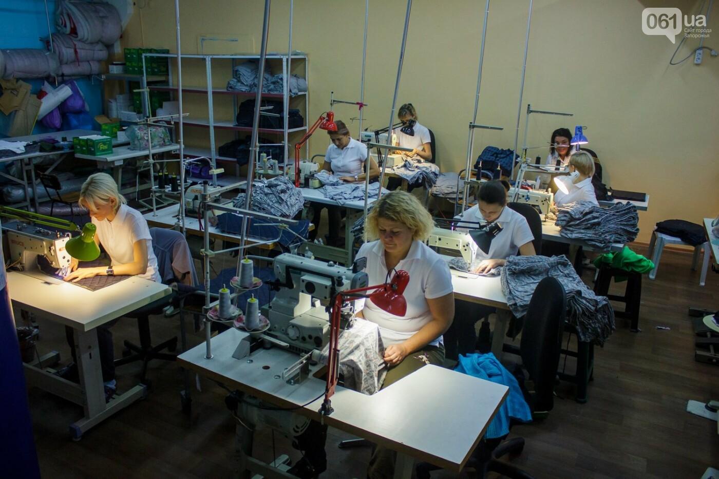 Как в Запорожье шьют мужское белье: экскурсия на трикотажную фабрику, – ФОТОРЕПОРТАЖ, фото-41