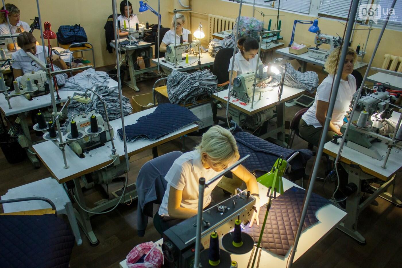 Как в Запорожье шьют мужское белье: экскурсия на трикотажную фабрику, – ФОТОРЕПОРТАЖ, фото-2