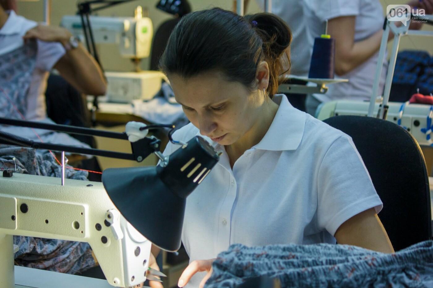 Как в Запорожье шьют мужское белье: экскурсия на трикотажную фабрику, – ФОТОРЕПОРТАЖ, фото-30