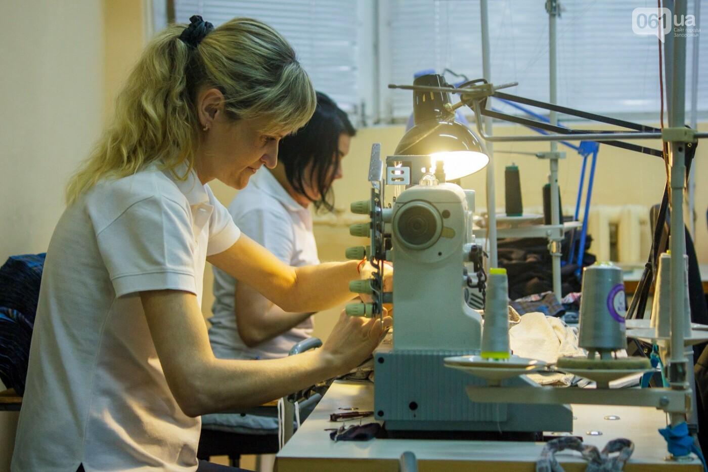Как в Запорожье шьют мужское белье: экскурсия на трикотажную фабрику, – ФОТОРЕПОРТАЖ, фото-29