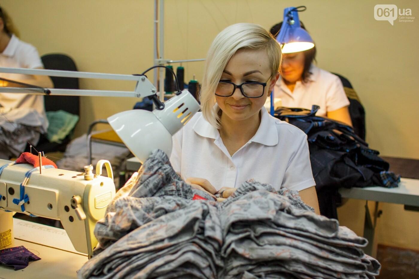 Как в Запорожье шьют мужское белье: экскурсия на трикотажную фабрику, – ФОТОРЕПОРТАЖ, фото-32