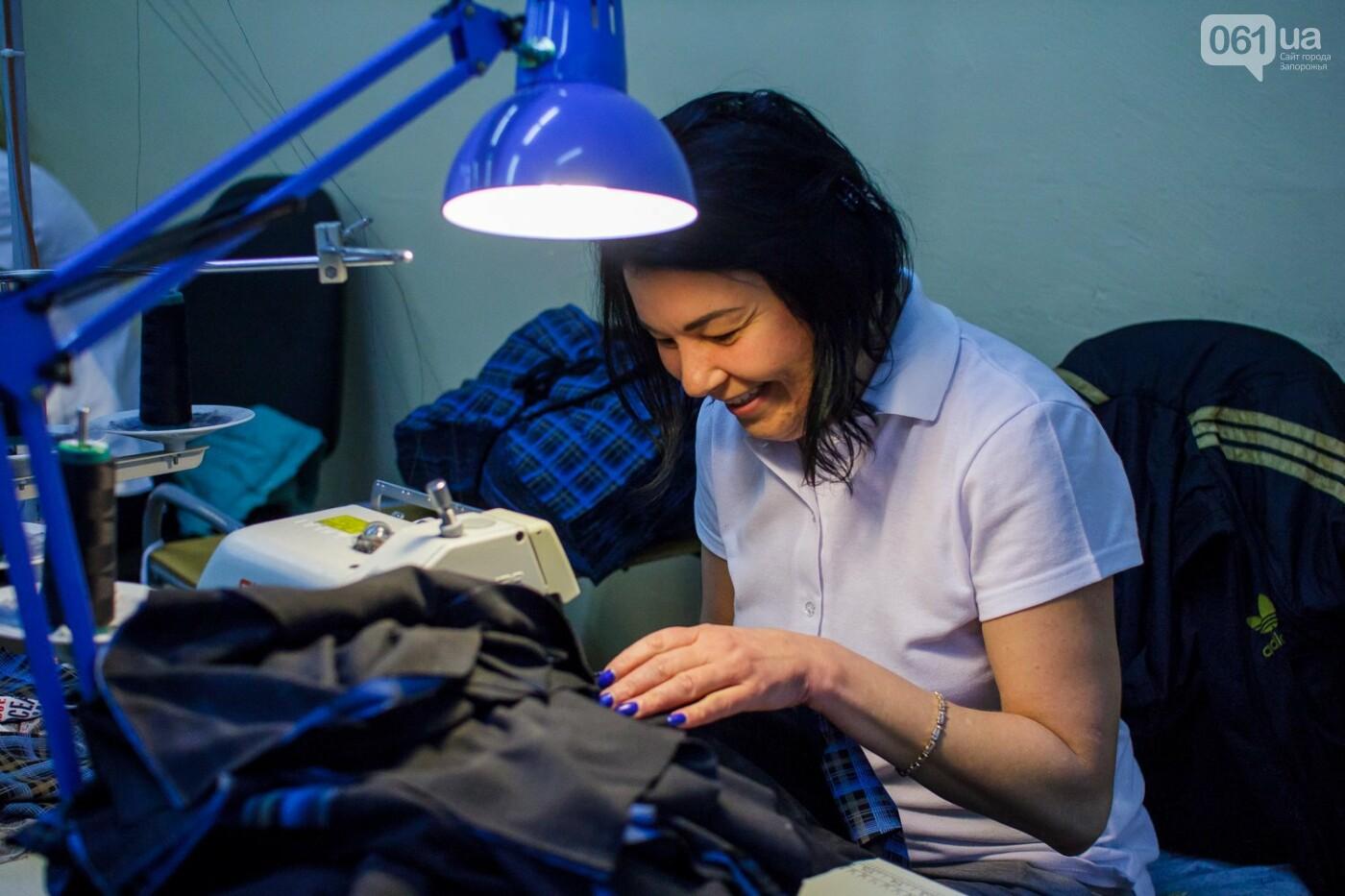 Как в Запорожье шьют мужское белье: экскурсия на трикотажную фабрику, – ФОТОРЕПОРТАЖ, фото-33