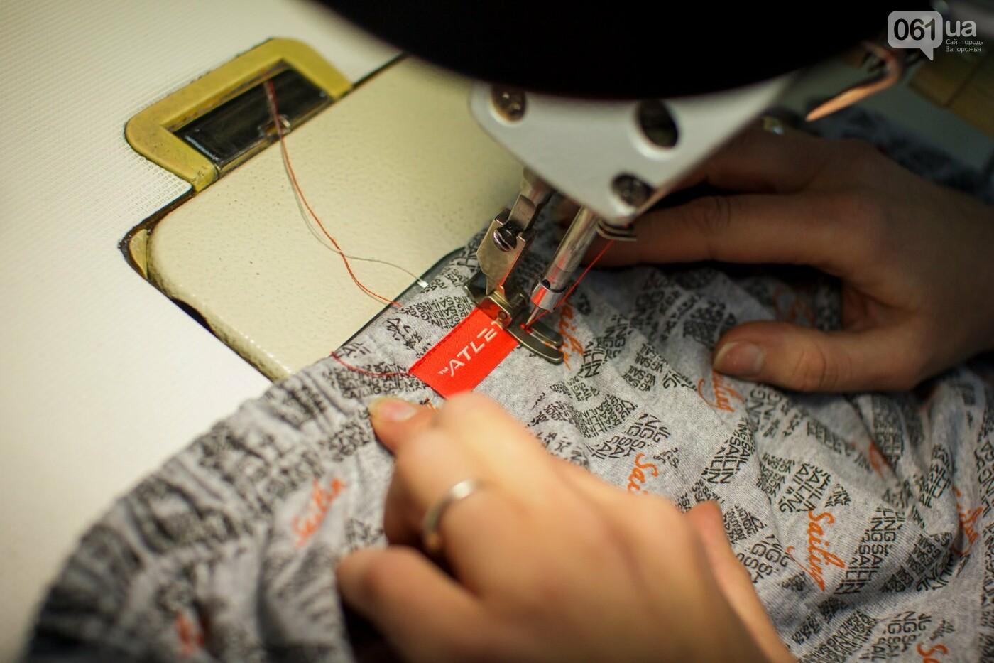 Как в Запорожье шьют мужское белье: экскурсия на трикотажную фабрику, – ФОТОРЕПОРТАЖ, фото-34