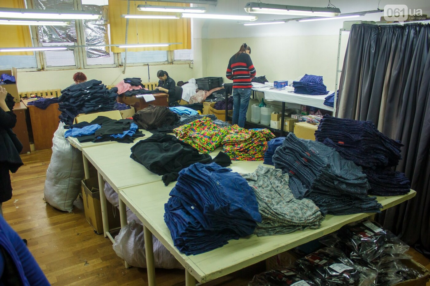 Как в Запорожье шьют мужское белье: экскурсия на трикотажную фабрику, – ФОТОРЕПОРТАЖ, фото-43