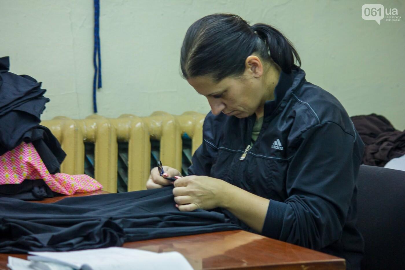Как в Запорожье шьют мужское белье: экскурсия на трикотажную фабрику, – ФОТОРЕПОРТАЖ, фото-44