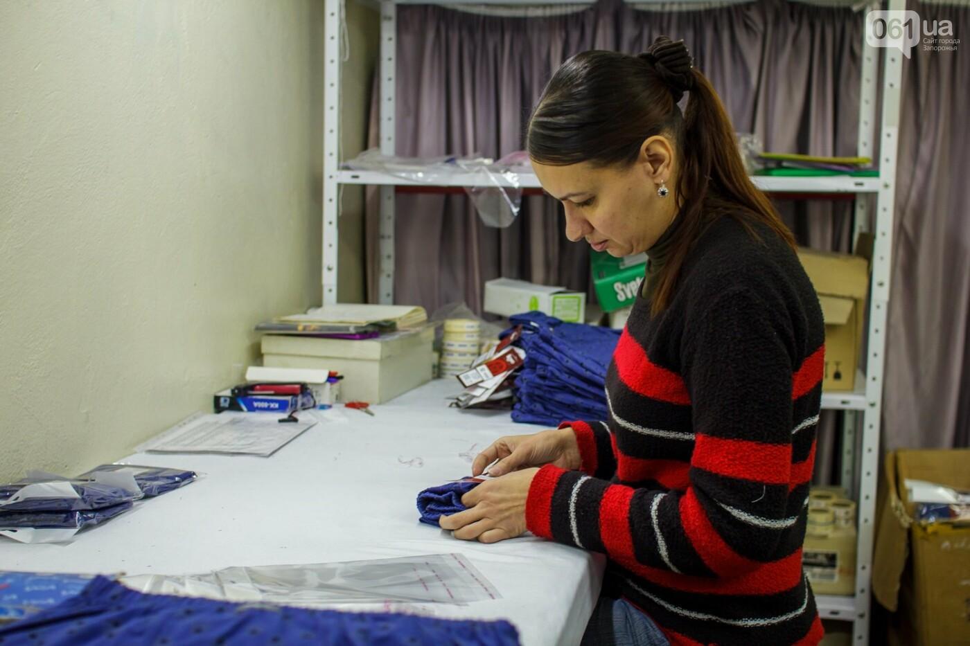 Как в Запорожье шьют мужское белье: экскурсия на трикотажную фабрику, – ФОТОРЕПОРТАЖ, фото-48