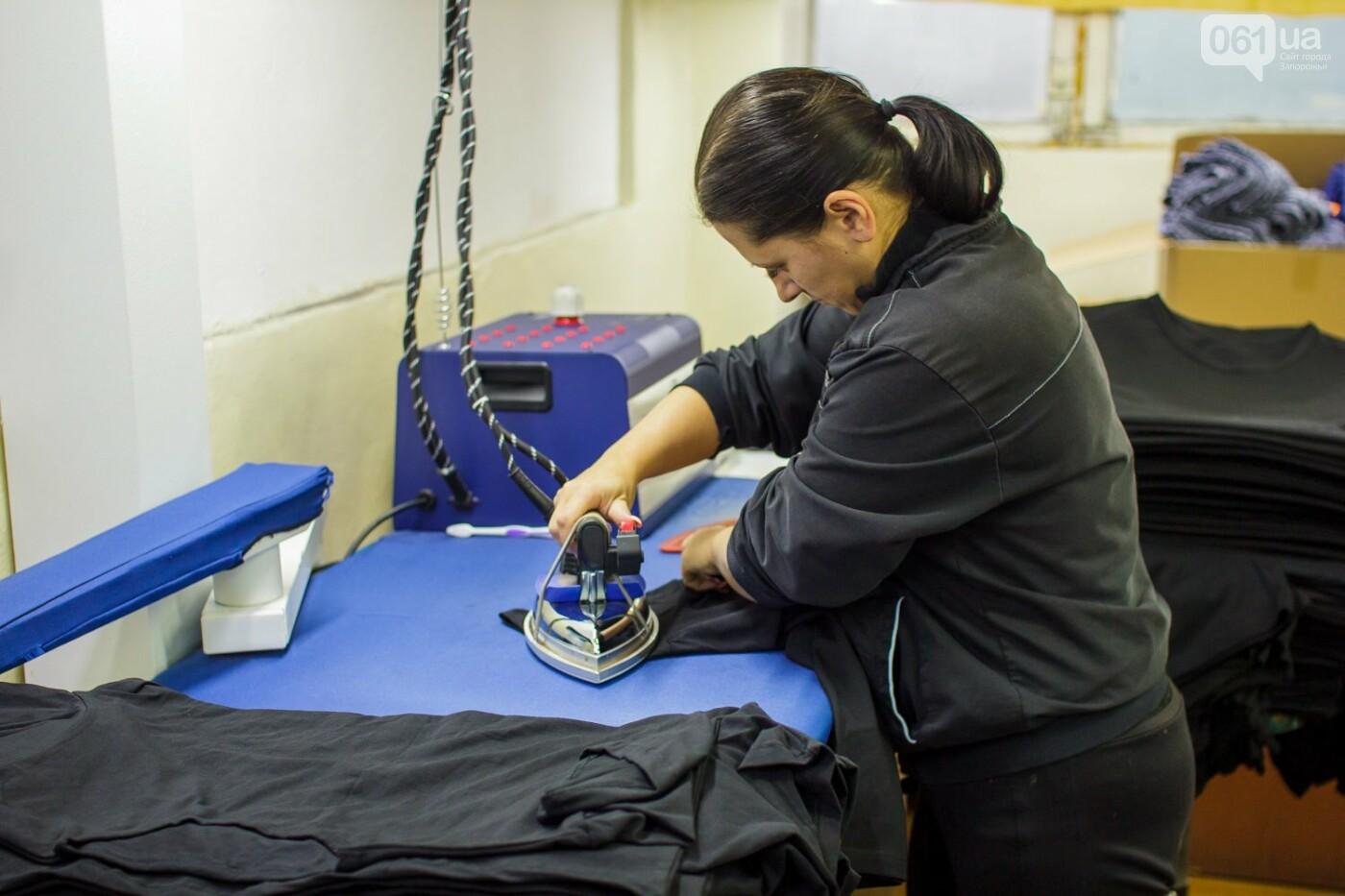 Как в Запорожье шьют мужское белье: экскурсия на трикотажную фабрику, – ФОТОРЕПОРТАЖ, фото-45