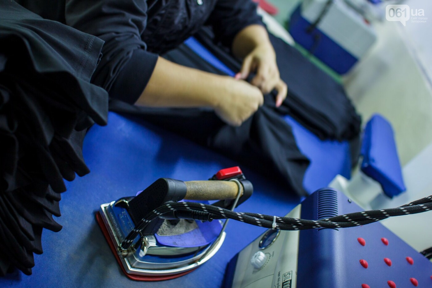 Как в Запорожье шьют мужское белье: экскурсия на трикотажную фабрику, – ФОТОРЕПОРТАЖ, фото-46