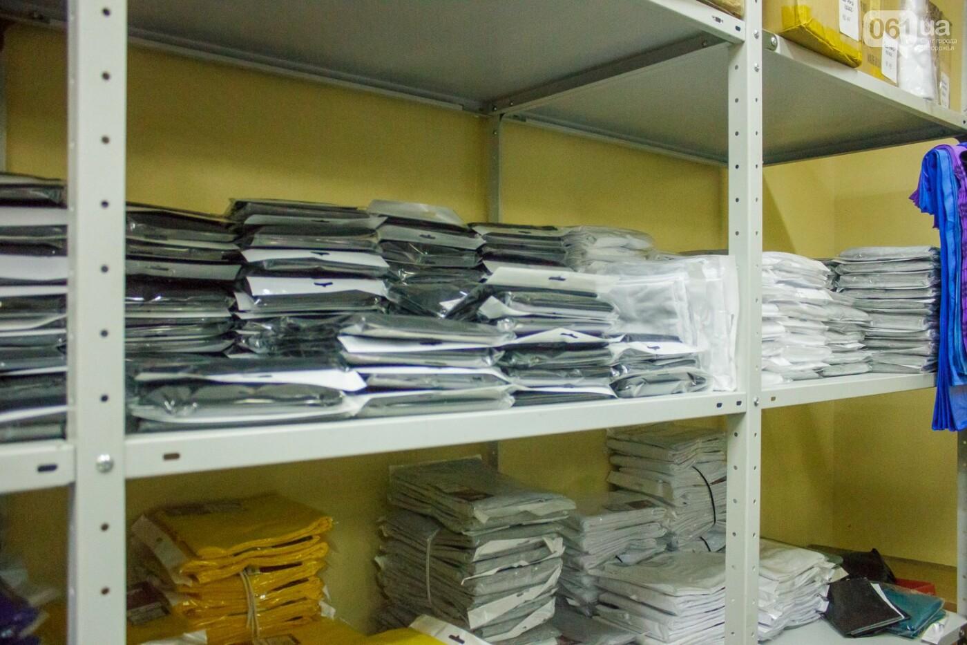 Как в Запорожье шьют мужское белье: экскурсия на трикотажную фабрику, – ФОТОРЕПОРТАЖ, фото-56
