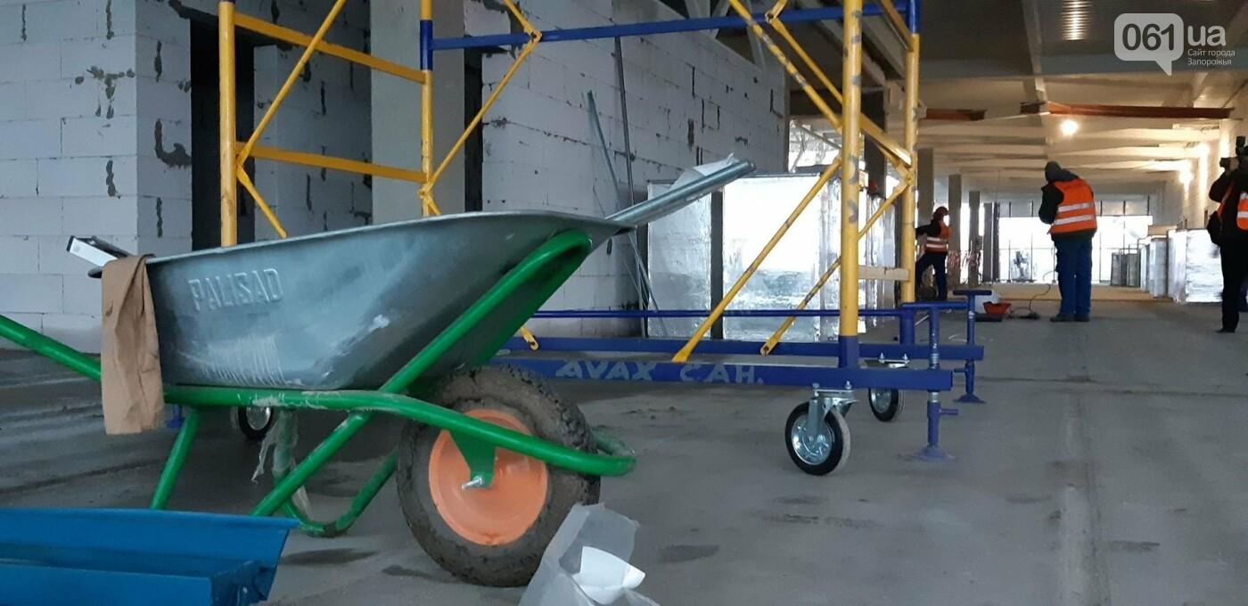 Запорожский аэропорт возьмет кредит на строительство терминала и прогнозирует увеличение пассажиропотока до одного миллиона, — ФОТОРЕПОРТАЖ, фото-27
