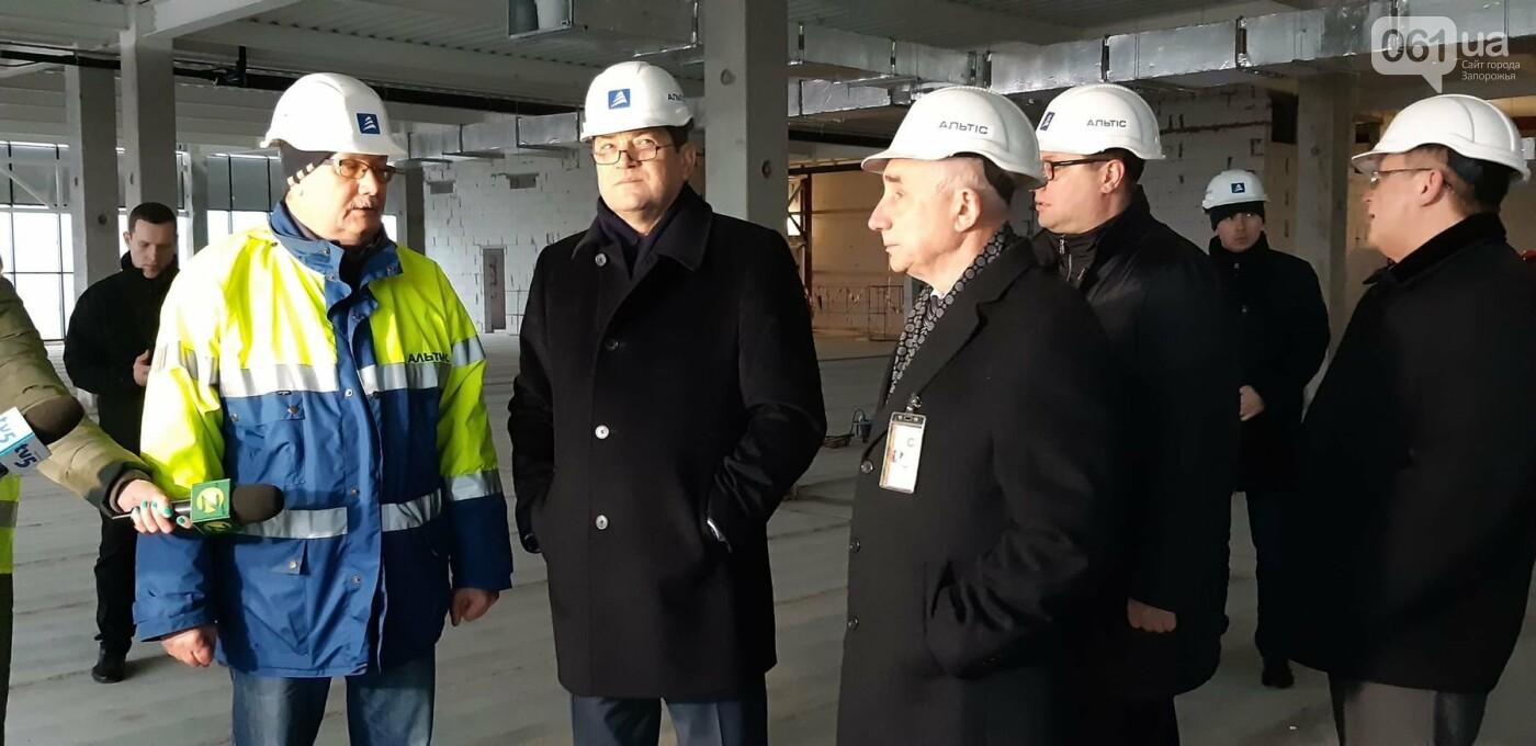 Запорожский аэропорт возьмет кредит на строительство терминала и прогнозирует увеличение пассажиропотока до одного миллиона, — ФОТОРЕПОРТАЖ, фото-28